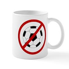 Anti Soccer Mug
