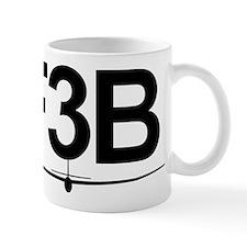 F3B Small Mug