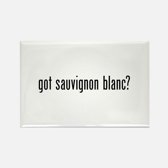 Got Sauvignon Blanc Rectangle Magnet (10 pack)