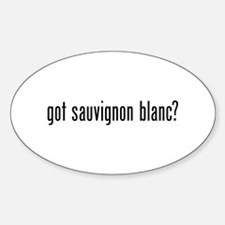 Got Sauvignon Blanc Decal