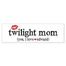 Twilight Mom Bumper Bumper Sticker