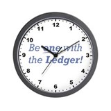 Bookkeeper Wall Clocks
