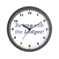 Ledger / Be one - Wall Clock