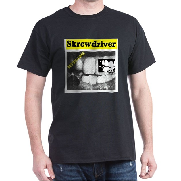 Skrewdriver T-Shirt by the_spaniard