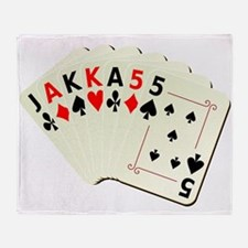JAKKA55 Throw Blanket