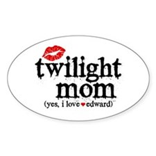 Twilight Mom Decal