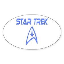 Star Trek Fan Decal