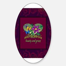 Beautiful Mom-to-be Decal