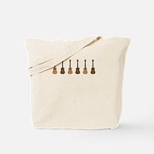 Uke Ukulele Ukuleles Tote Bag