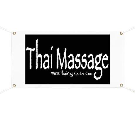 Thai Massage Style Banner