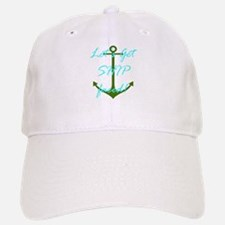 Let's Get Ship Faced Baseball Baseball Cap
