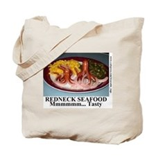Cute Redneck humor Tote Bag
