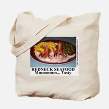 Cute Redneck comedy Tote Bag