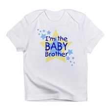 I'm the Baby Brother (Star) Creeper Infant T-Shirt