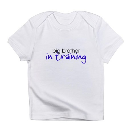 Big Brother in Training Creeper Infant T-Shirt