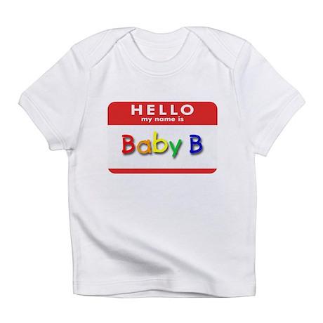 Baby B Creeper Infant T-Shirt