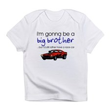 Gonna be big brother (race car) Infant T-Shirt