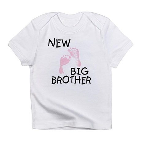 New Big Brother (pink) Infant T-Shirt