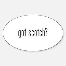 Got Scotch Decal