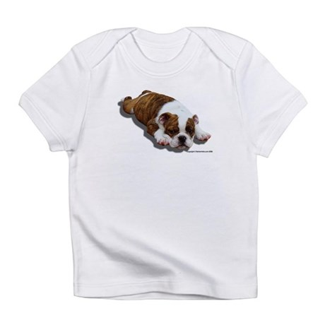 Bulldog Puppy 2 Infant T-Shirt