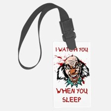 Cool Scary Luggage Tag