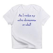 Rockin Extra Chromosome Infant T-Shirt
