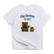 Big brother to be onesie Infant T-Shirt