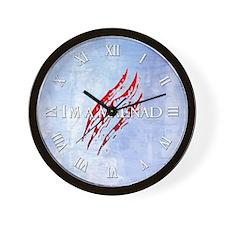 Vampires Wall Clock