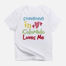 Someone in Colorado Loves Me Infant T-Shirt