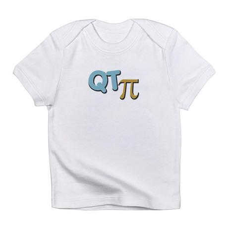 QT Pi (Cutie Pie) Creeper Infant T-Shirt