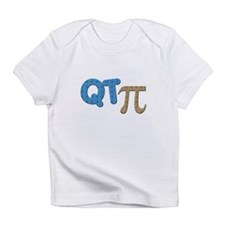 QT Pi - Boy Infant T-Shirt