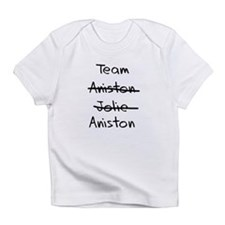 Team Aniston/Jolie/Aniston Creeper Infant T-Shirt