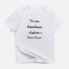 Team Aniston/Jolie/Aniston Creeper Infant T-Shirt