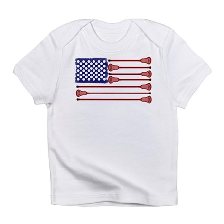 Lacrosse AmericasGame Infant T-Shirt