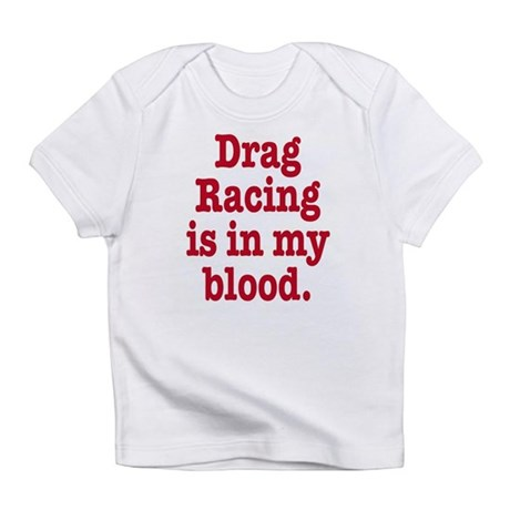 Drag Racing Infant T-Shirt