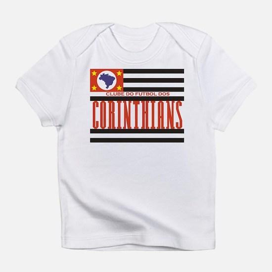Team Corinthians Infant T-Shirt