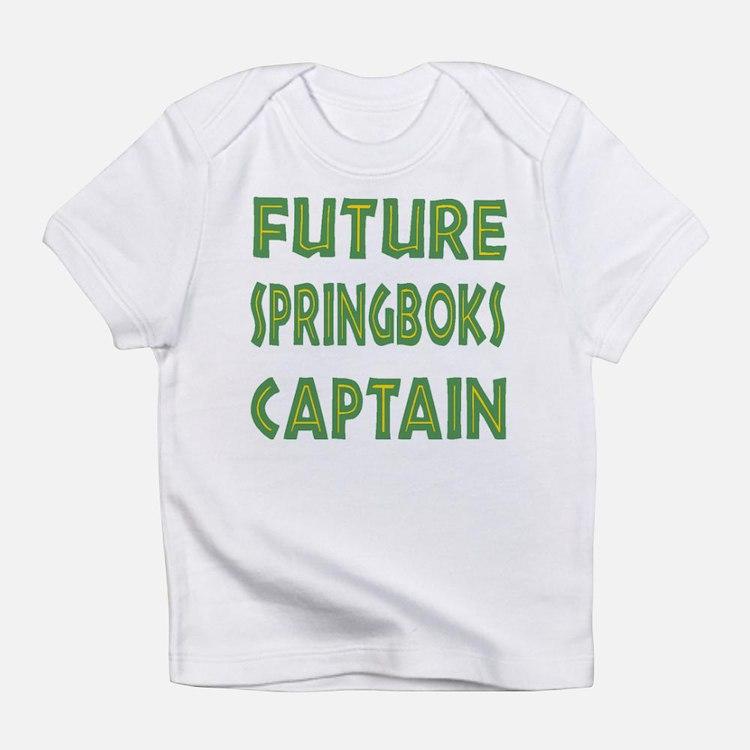 Future Springboks Captain Infant T-Shirt