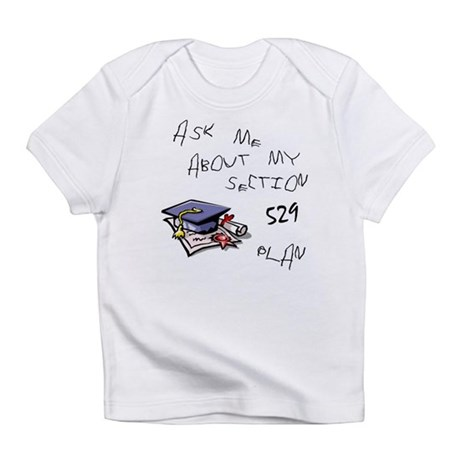 Section 529 Creeper Infant T-Shirt