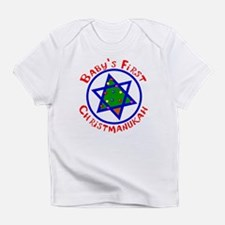 Baby's First Xmanukah Infant T-Shirt