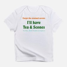 Bod-tea-suit Infant T-Shirt