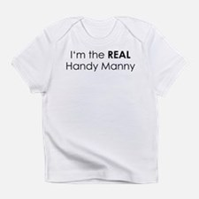 The Real Handy Manny Infant T-Shirt