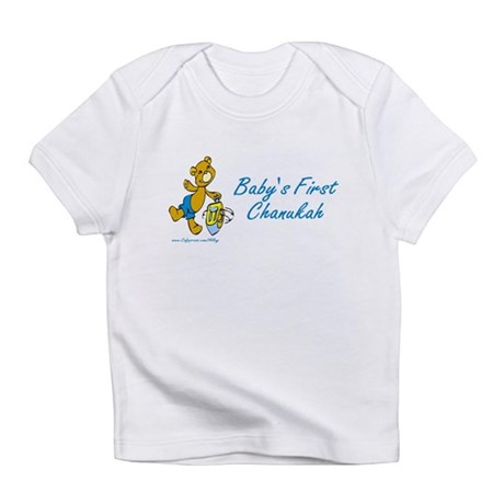 Baby's First Chanukah Infant T-Shirt