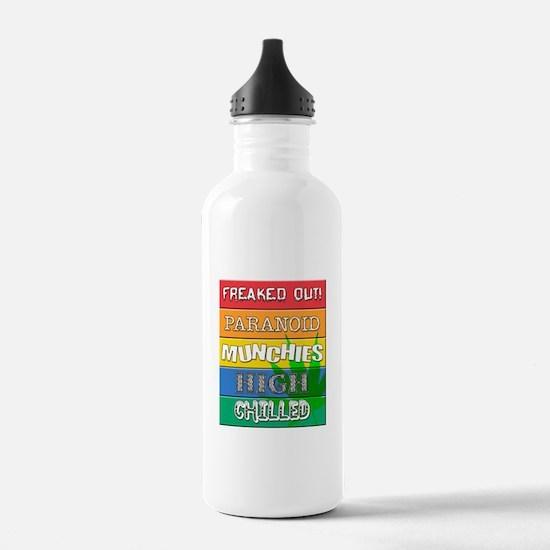 Cute Drugs Water Bottle