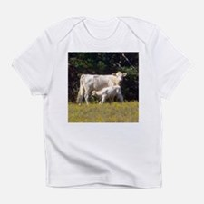 cow and calf Infant T-Shirt