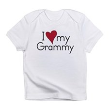 I Love my Grammy Creeper Infant T-Shirt