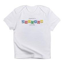 Vermont Infant T-Shirt