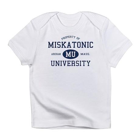 Property of Miskatonic (Classic) Infant T-Shirt