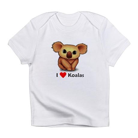 I love Koalas Infant T-Shirt