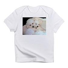 BICHONS IN LOVE Infant T-Shirt