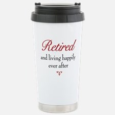Retirement Travel Mug